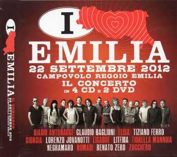VA - Italia Loves Emilia [4CD] (2012)