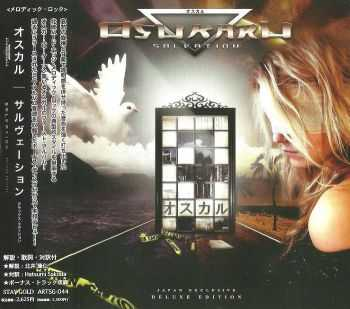 Osukaru - Salvation [2CD Japan Exclusive Deluxe Edition] (2012) HQ