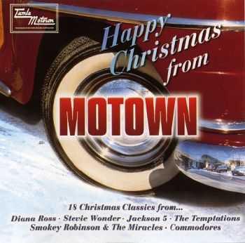 VA - Happy Christmas From Motown (1998)