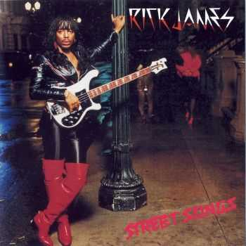 Rick James - Street Songs [Live'1981.Rarities Edition] (2010) FLAC