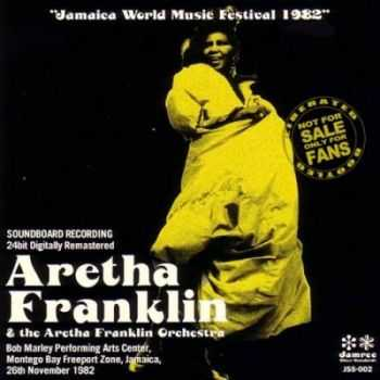 Aretha Franklin - Jamaica World Music Festival (1982) (Bootleg) (Lossless+Mp3)