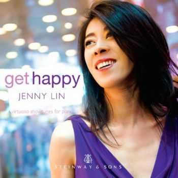 Jenny Lin - Get Happy (Virtuoso Show Tunes for Piano) (2012)