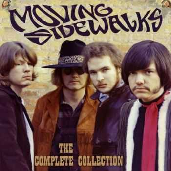 The Moving Sidewalks - The Complete Collection 2CD (2012)