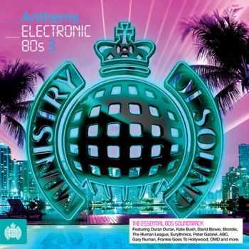 VA -  Anthems Electronic 80s vol.3 [3CD] (2012)