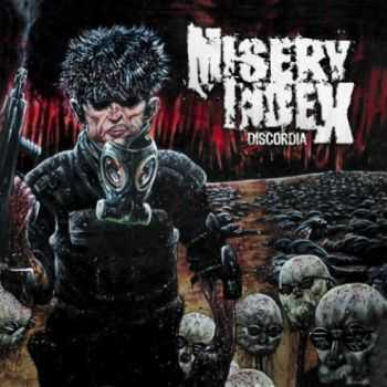 Misery Index - Discordia (Japanese Edition) (2006)