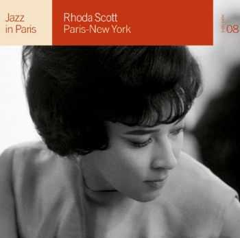 Rhoda Scott – Paris - New York (2 CD)