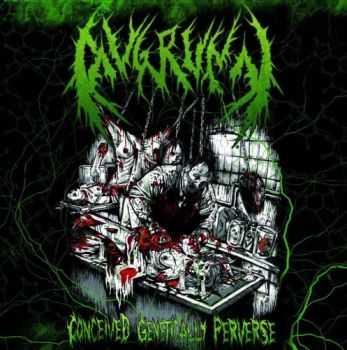 Avgrunn - Conceived Genetically Perverse 2012 [LOSSLESS]