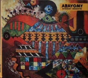 Abayomy Afrobeat Orquestra - Abayomy Afrobeat Orquestra (2012)