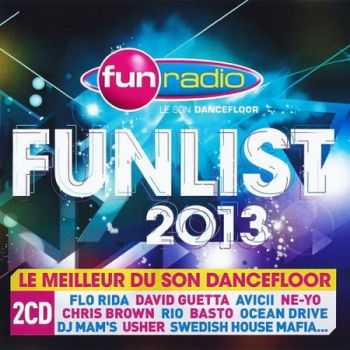 Fun Radio Funlist 2013 (2012)