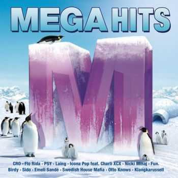 VA - MegaHits 2013 - Die Erste [2CD] (2012)