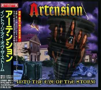 Artension - Into The Eye Of The Storm (Japanese Ed.) (1996)