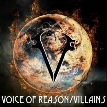 Voice Of Reason - Villains (EP) (2012)