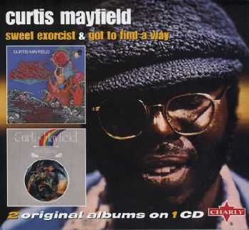 Curtis Mayfield - Sweet Exorcist/Got to Find a Way '74/'74