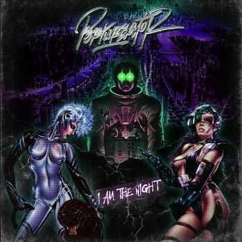 Perturbator - I Am The Night (2012)