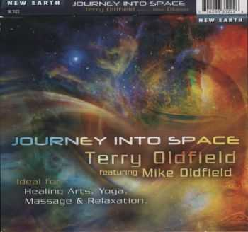Terry Oldfield feat. Mike Oldfield - Journey Into Space (2012) HQ