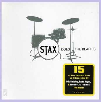VA - Stax Does the Beatles (2008)