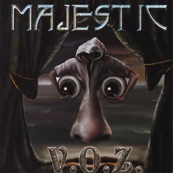 Majestic - V.O.Z [2CD] (2012)