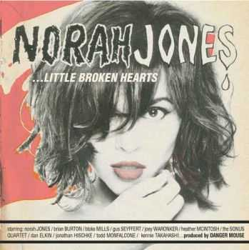 Norah Jones - Little Broken Hearts (iTunes Deluxe Edition) (2012)