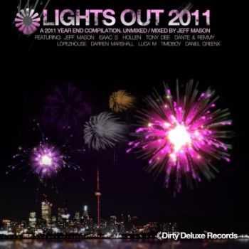 VA - Lights Out 2011 (Unmixed) (2012)
