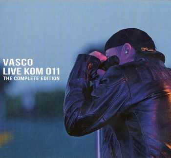 Vasco Rossi - Live Kom 011 [The Complete Edition] (2012)