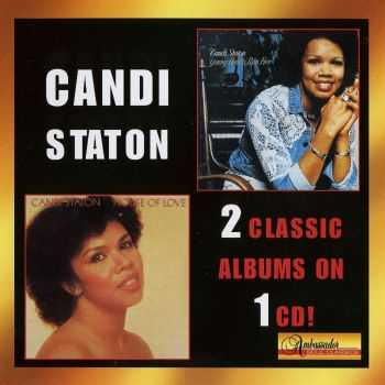 Candi Staton - Young Hearts Run Free 1976 / House of Love 1978 (2002)