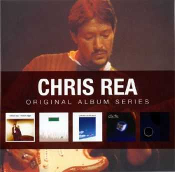 Chris Rea - Original Album Series (2011)
