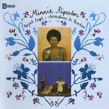 Minnie Riperton - Perfect Angel`74 / Adventures In Paradise`75