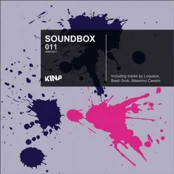 VA � Sound Box 11 (2012)
