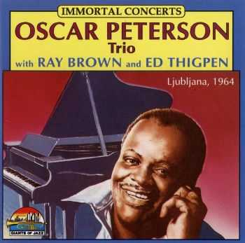 Oscar Peterson Trio - Ljubljana 1964 (1996)