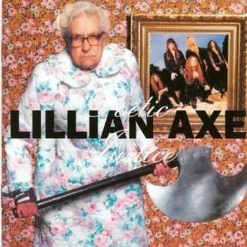 Lillian Axe -  Poetic Justice (1992) LOSSLESS + MP3