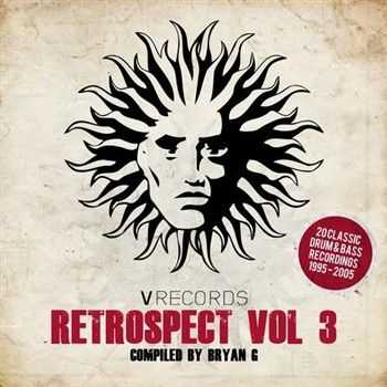 Retrospect Vol. 3 Compiled By Bryan Gee (2012)
