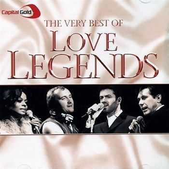 The Very Best Of Love Legends (2006)