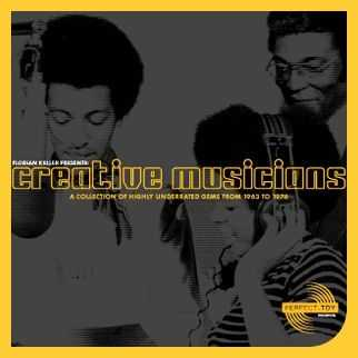 VA - Creative Musicians Vol. 1 (2003)