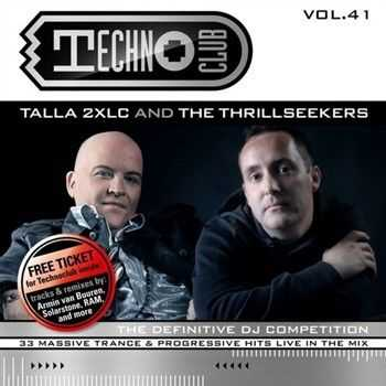 Techno Club Vol 41 (2013)