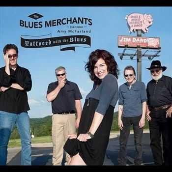The Blues Merchants - Tattooed With The Blues (2012)
