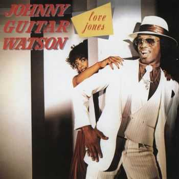 Johnny Guitar Watson - Love Jones (1980) FLAC