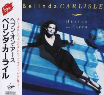 Belinda Carlisle - Heaven On Earht (Japanese Edition) 1987 (Lossless) + MP3