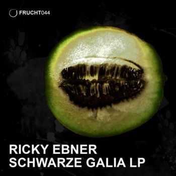 Ricky Ebner � Schwarze Galia LP (2012)