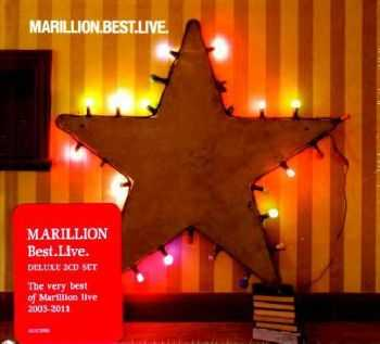 Marillion - Best. Live. [2CD] (2012)