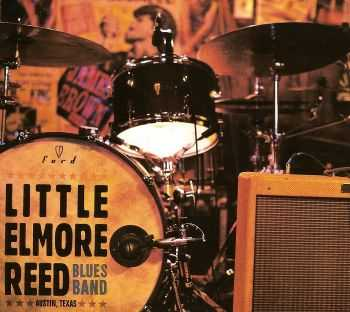 The Little Elmore Reed Blues Band - The Little Elmore Reed Blues Band (2012) FLAC