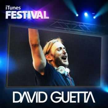 David Guetta - Live at iTunes Festival (15.09.2012)
