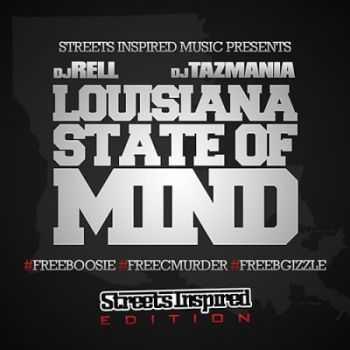 Various Artists - Louisana State Of Mind (2012)
