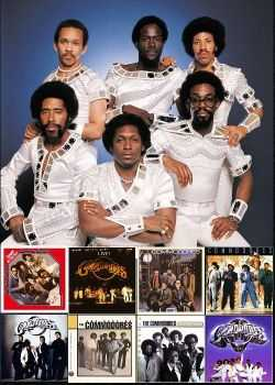 The Commodores - Collection: 8 Releases [10 CD] (1975-2001) FLAC