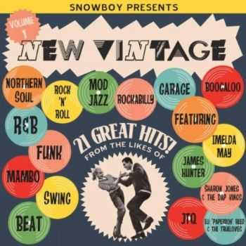 VA - Snowboy presents New Vintage (2012)