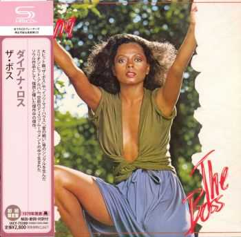Diana Ross - The Boss 1979 [Japan] (2012) HQ