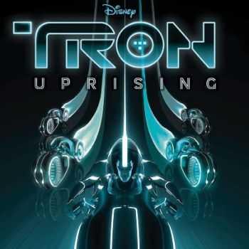 Joseph Trapanese - TRON: Uprising OST (2013)