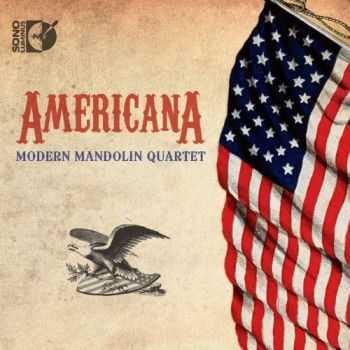 Modern Mandolin Quartet - Americana (2012)