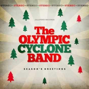 Olympic Cyclone Band - Season's Greetings (2012)