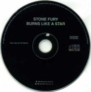 Stone Fury - Burns Like A Star (1984)