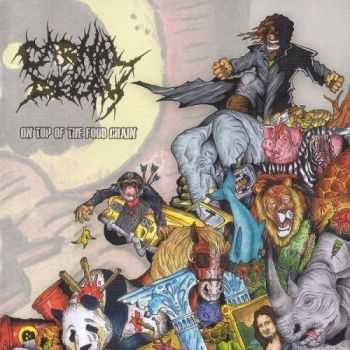 Carnal Decay - On Top Of The Food Chain 2011 [LOSSLESS]